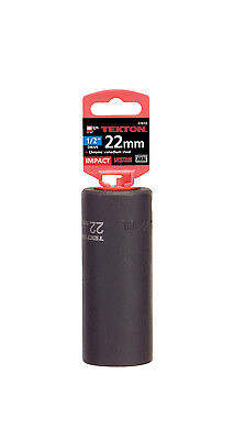 22 mm Deep Impact Socket 1/2 in. Drive (6-Point)