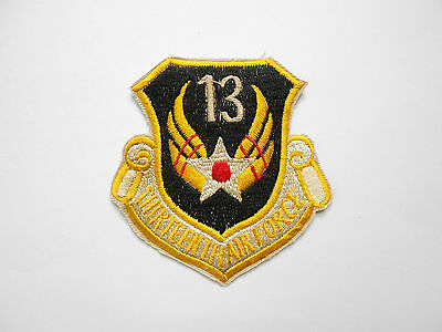 Patch - US Air Force USAF 13th Air Force Vietnam_ USAF _ 13TH US AIR FORCE