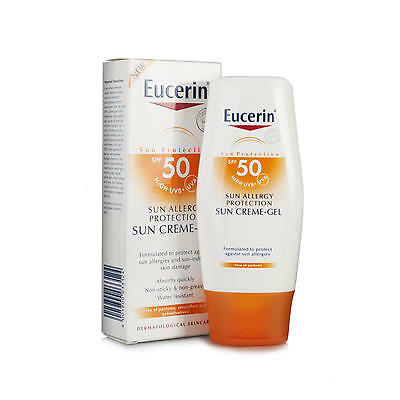 Eucerin Sun Allergy Protection Creme - Gel SPF50