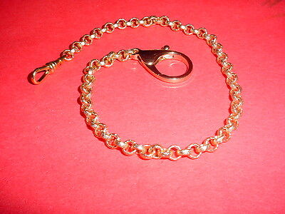 Heavy Duty Rollo Pocket Watch Chain 13 Inches Long On Sale This Week Look!!!!!