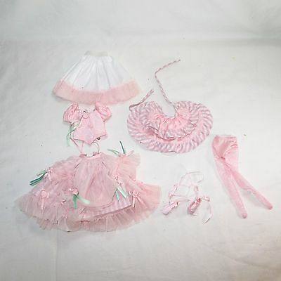"Vintage Madame Alexander 10""American Ballet Theatre Ugly Stepsister Outfit Only"
