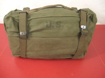 post-WWII US Army OD Green M1945 Lower Cargo Combat  Pack - Dated 1951 - NICE
