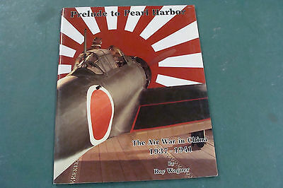 prelude to pearl harbor - air war in china