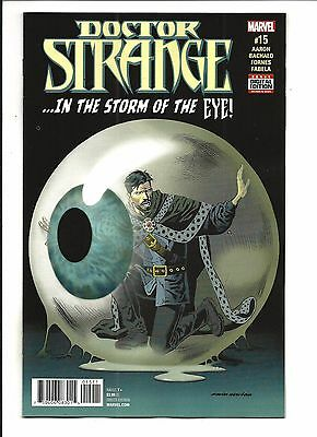 DOCTOR STRANGE # 15 (FEB 2017), NM NEW (Bagged & Boarded)
