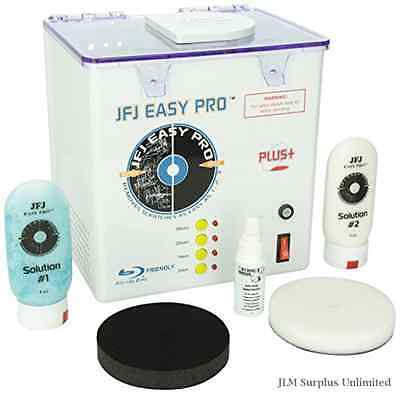 Jfj Easy Pro Video Repair Machine 110v Disc Dvd Volt Game Playstation Contact