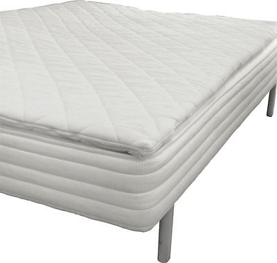 The Collection Luxury Memory Foam Mattress Topper - Single - V001392