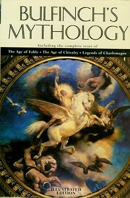 Bulfinch's Mythology 3in1 Age of Fable-Chivalry-Legends Charlemagne Iliad Norse