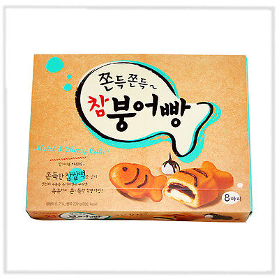 Orion Moist&chewy Cake 8EA 232g