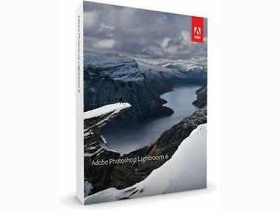 Adobe Lightroom 6.8 Mac/windows