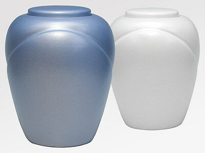 Traditional Biodegradable Sand and Gelatine Urn (Casket / Coffin / Funeral)