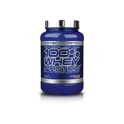 Scitec Nutrition 100% Whey Protein, 1er Pack (1 x 2.35 kg) Rocky Road