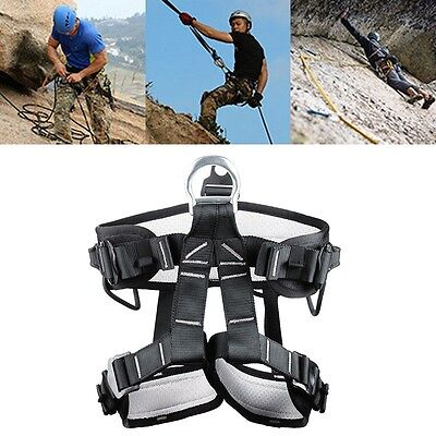 Hot Chest Harness Professional Rescue Rock Climbing Caving Belt Protective Gear