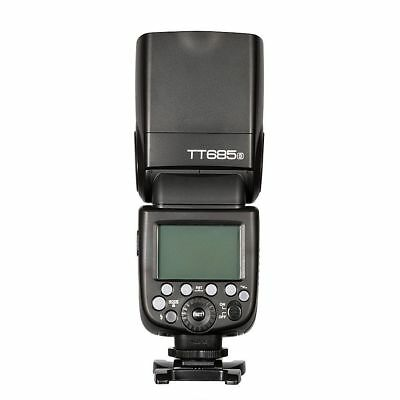 Godox TT685S GN60 TTL HSS 1/8000s 2.4G Flash Speedlite for Sony Camera UK