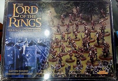 Games Workshop Lord of the Rings Eastern Invaders Easterling Battalion 48 Figs.