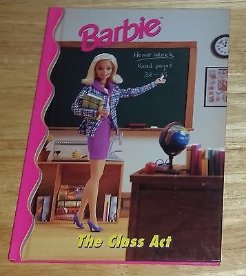 Barbie And Friends Book Club      The Class Act