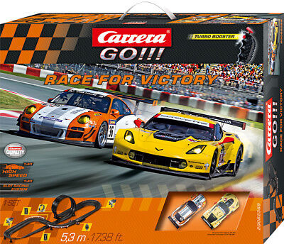 Carrera GO!!! Race for Victory / Grundpackung 62369