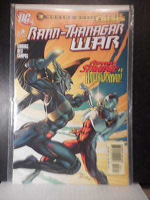 Rann-Thanagar War # 3  (2005)  NM   1217C.