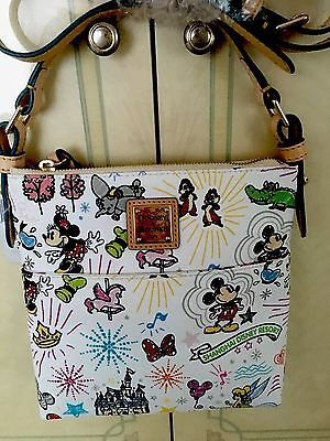 Disney Dooney & Bourke Shanghai DIsney Crossbody - NWT -ships from USA