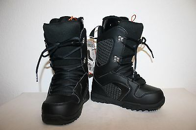Thirtytwo Womens Exit Snowboarding Boots Black Size 6.5 Us Msrp $139, New