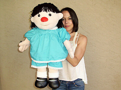 "30"" Jumbo Molly Big Comfy Couch Plush Doll Stuffed Animal Extra Large XL Size"