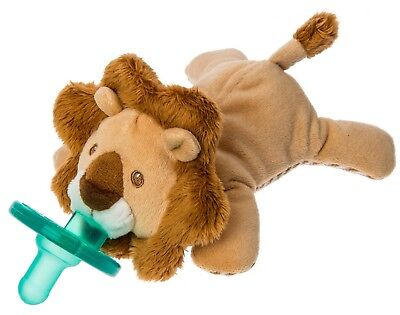 Mary Meyer WubbaNub Infant Newborn Baby Soothie Pacifier ~ Afrique Lion