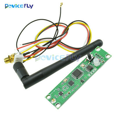 New Wireless DMX512 2.4G Led Stage Light PCB Modules Board with Antenna