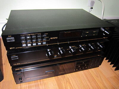 Nakamichi ST-7 AM/FM Stereo Turner with Schotz noise Reduction