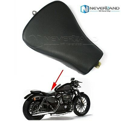 Front Driver Solo Seat Pillow For 2007-2015 Harley Sportster XL1200 XL883 72 48