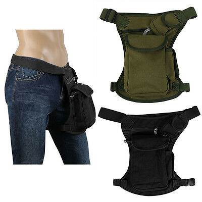 Travel Belt Bum Bag Waist Hip Money Pouch Festival Motorcycle Camping Fanny Pack