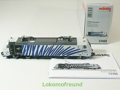 Märklin H0 37468, E -Lok BR 185, Lokomotion, digital, mfx, sound, neu, OVP