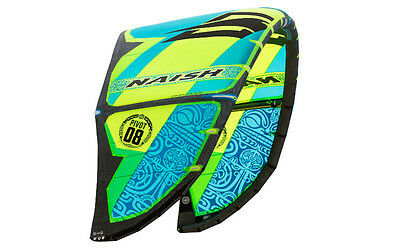 Naish Pivot Kiteschirm 2016 12m2 Freerideschirm (inkl Bar)
