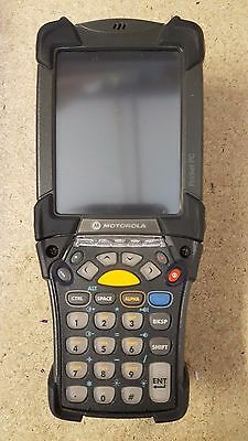 Motorola Symbol MC9090-SU0HCAFA6WR Barcode Scanner With battery