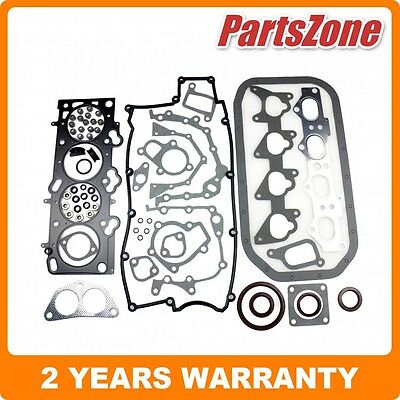 Full Gasket Set Fit For HYUNDAI COUPE LANTRA 1.8L & 2.0L, 4CYL, G4GM & G4GF