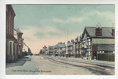 Bedfordshire: High Street, Upper Houghton Dunstable - Chas Smy PC (974)