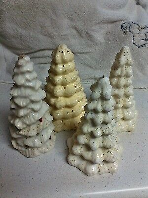 Vintage Christmas tree candles