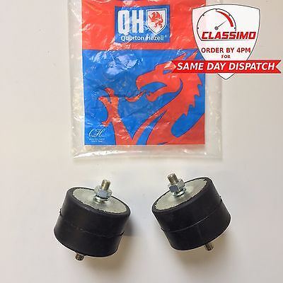 Front Engine Mounting Pair for FORD ESCORT MK 2 RS2000 - 1976-1980 - QH