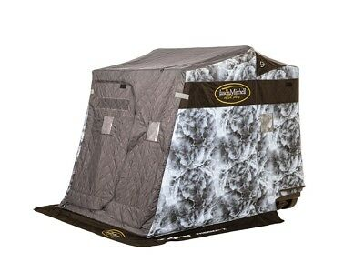 Clam Outdoors 10132 Jason Mitchell Thermal X - 2 Man Ice Fishing Shelter