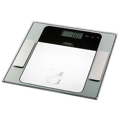 Body Fat Scale Bathroom Digital Weight Loss Monitor Electronic Fitness Analyser