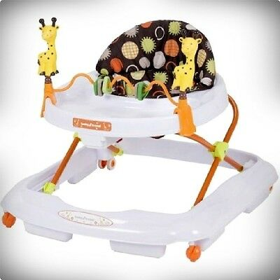 Baby Trend Walker Safari Kingdom Activity Toy Learning Assistant Kid Toddler