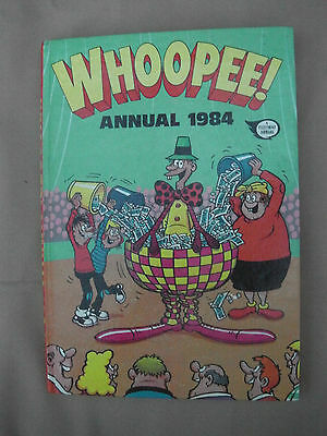 Whoopee! Annual 1984
