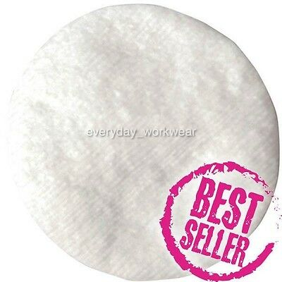 Cosmetic Smooth Cotton Wool Lint Free Pads For Face And Nails Various Quantity
