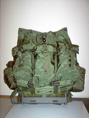 Military A.l.i.c.e. Pack With Frame And Straps