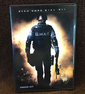 SWAT Movie Press Kit