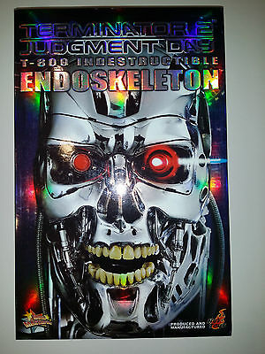 Hot Toys Terminator 2 Endoskeleton Mms33 Mib New Nuevo