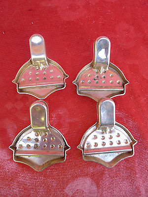 4 beautiful, antique lemon squeezers Ritter-Citro-Patent__