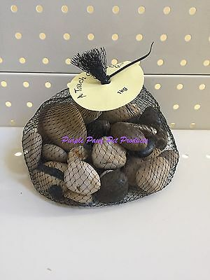 ~Assorted River Stones 1Kg~