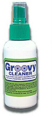 Bags Unlimited Agc-4 4Oz Groovy LP Cleaning Fluid - Accessories