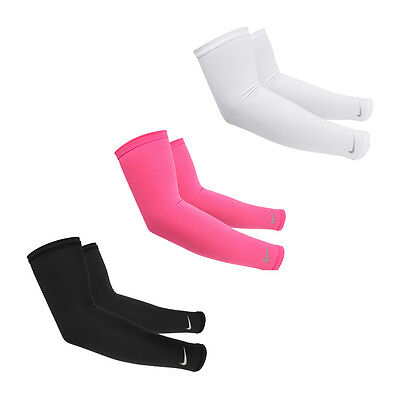 Nike Light Weight Running Cool Arm Sleeve Sports Basketball Sun UV Protection