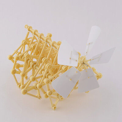 DIY Puzzle Walking Strandbeest Assembly Powerful model Toy Children Gift Hot