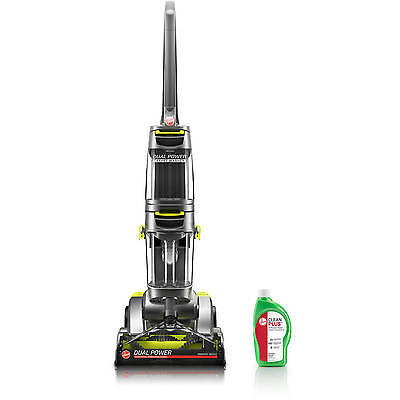 Carpet Cleaner Machine Vacuum Hoover Dual Power Washer Deep Cleaning Lightweight